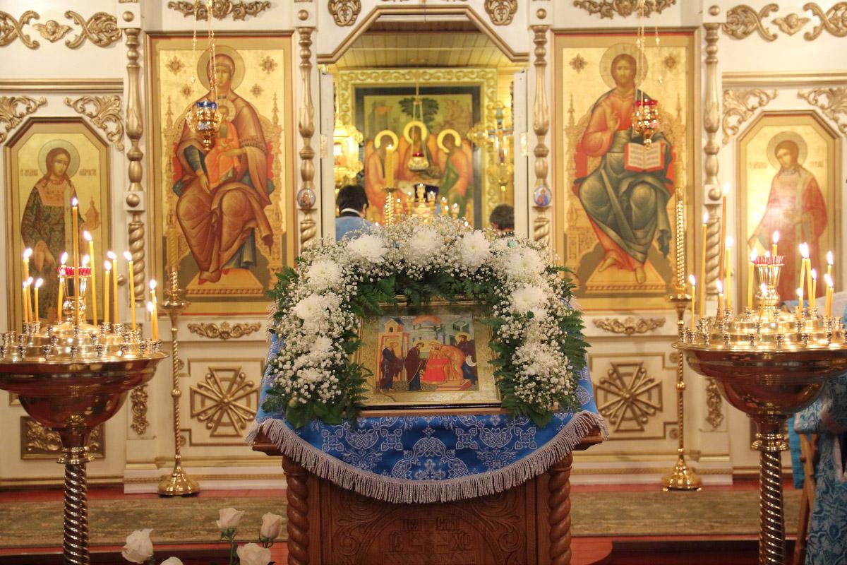 Сретение Господне, православный праздник